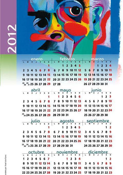 Calendario Café Levante 2012